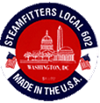 Steam fitters local 602